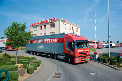 Photo de Arthur Welter Transports