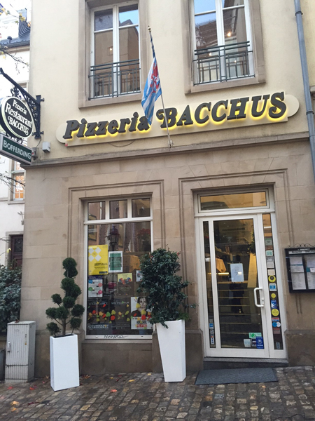 Photo of Restaurant-Pizzeria Bacchus