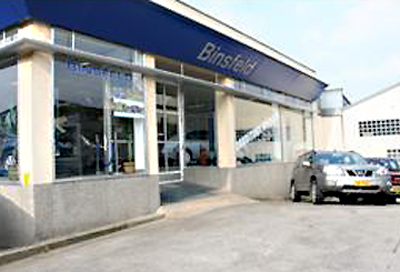 Photo of Garage Binsfeld - Mitsubishi