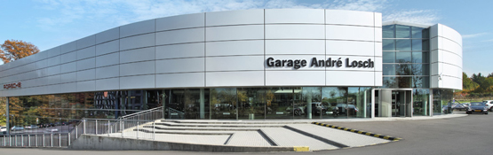 Garage Porsche Howald Luxembourg