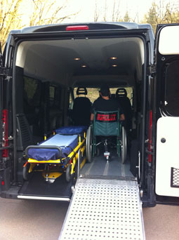 Photo de Taxi Ambulance Eurolux