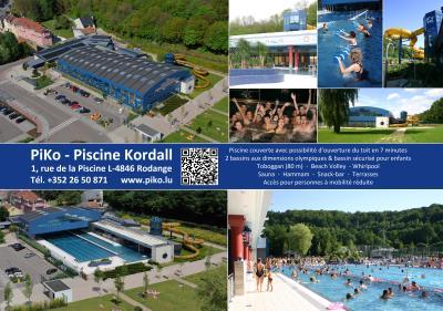 Piko piscine kordall rodange rodange swimming pools for Piscine near me