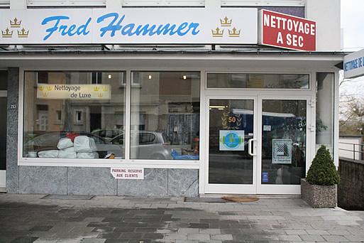 Nettoyage à Sec Hammer Sàrl