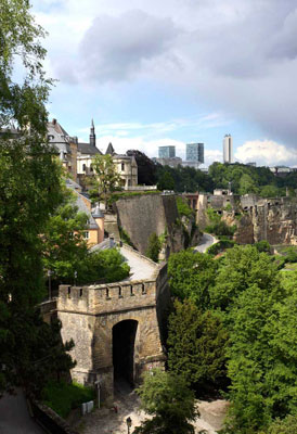 Luxembourg city tourist ofice luxembourg tourism guided tour heritage tour tourism office - Tourist office luxembourg ...