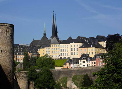 Luxembourg city tourist office asbl guided tour heritage tour editus - Tourist office luxembourg ...