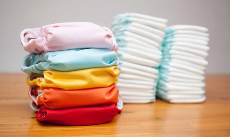 3 raisons d'opter pour des couches lavables pour bébé