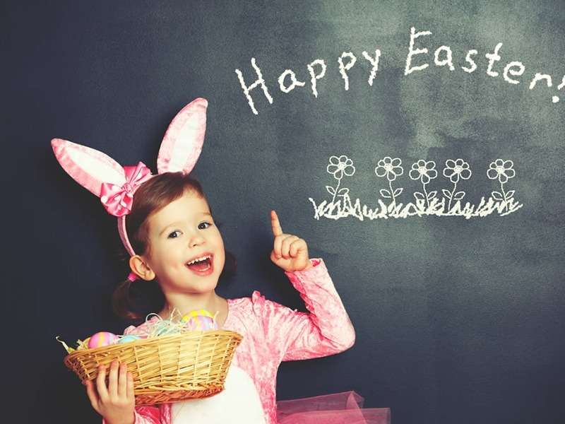 4 family activities for Easter