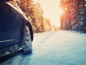 Retour du froid : pensez aux pneus hiver