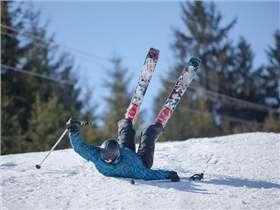 4 conseils pour éviter de vous blesser au ski