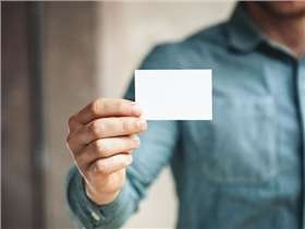 8 Golden Rules for Successful Business Cards