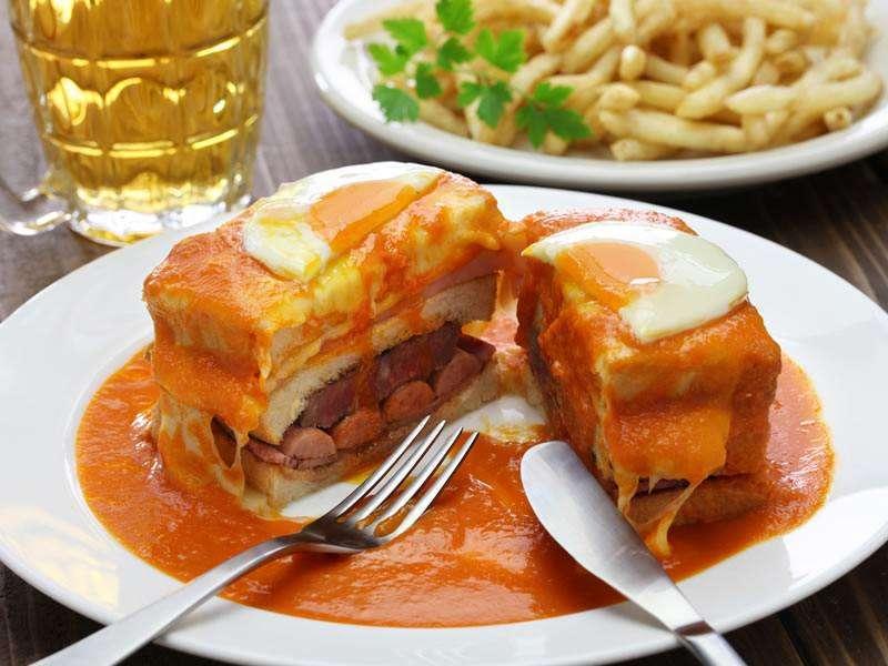 plat typique du portugal