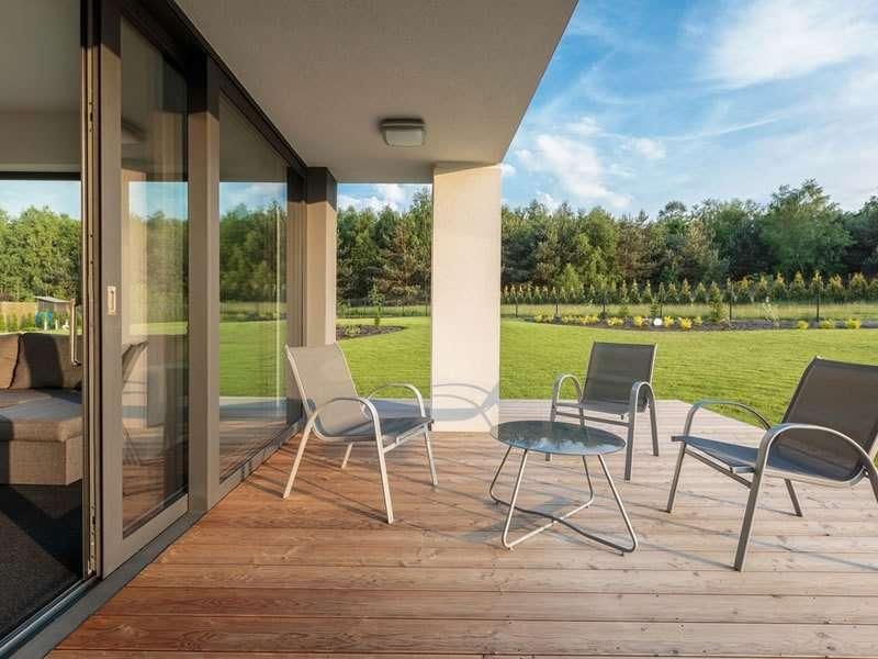 revêtement de sol pour terrasse