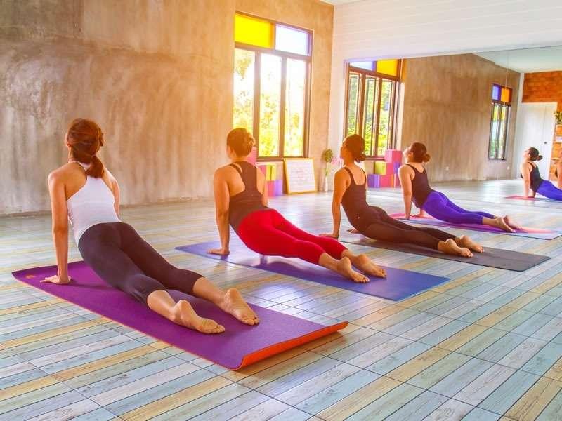 Pratiquer le yoga au Luxembourg
