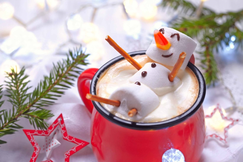 7 recipes of hot drinks to try this winter!