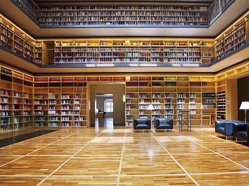 Top 12 des plus belles bibliothèques dans le monde