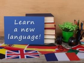 cours de langue