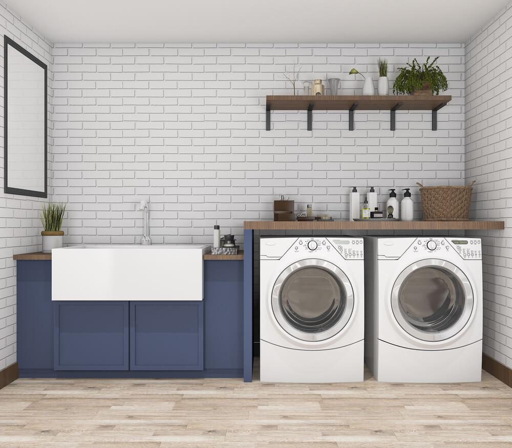 Plan De Travail Pour Repasser les bonnes trouvailles pour intégrer sa machine à laver dans