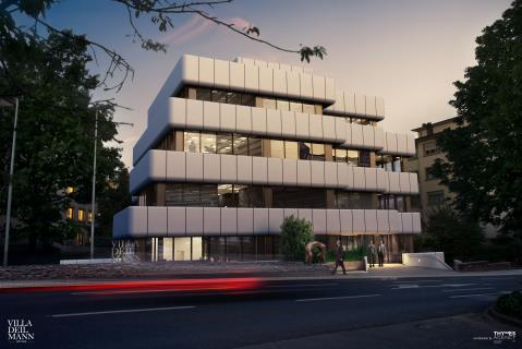 ◉ architectural soul ◉ poster design by beatris veres dribbble