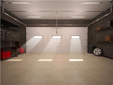 Change your garage door or front door