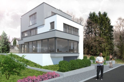 NDM Architectura - Maison à Weimershof
