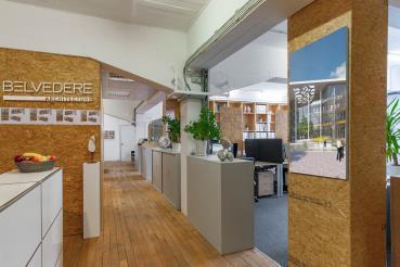 Bureaux de Belvedere Architecture