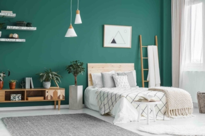 Redecorating your room with paint