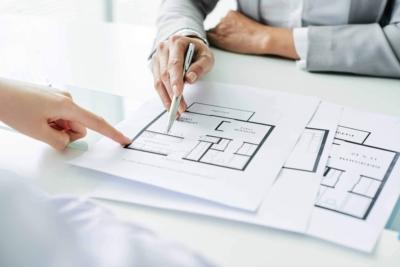 buy real estate plan