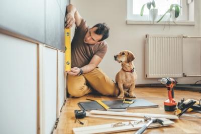 Projet de rénovation chez soi