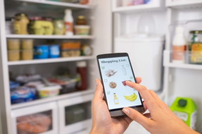 The smart fridge