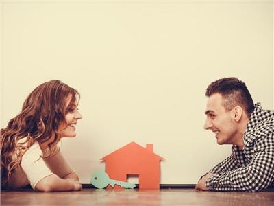 Premier appartement en couple