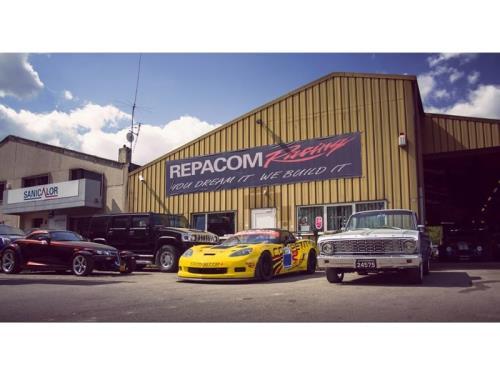 Garage automobile