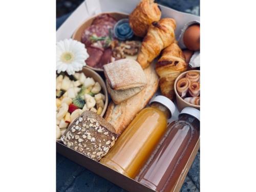Petit Déjeuner Salé - 2 personnes