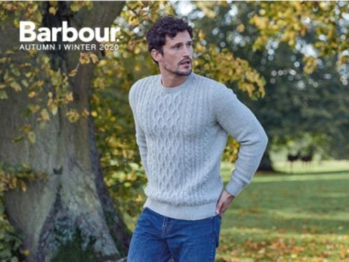 Pull homme Barbour