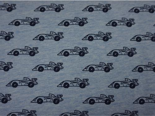 "cotton 65% ""Race cars"""