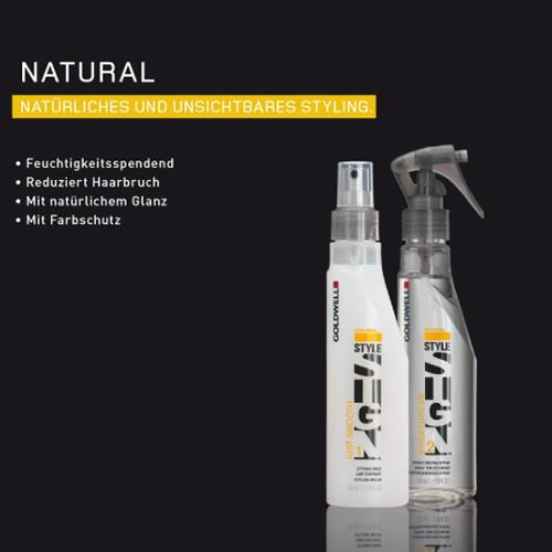 Coiffure Créativ Beaufort Luxembourg Goldwell Style Natural