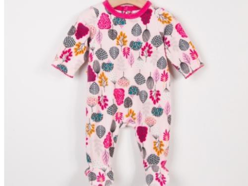 Pyjama velours catimini