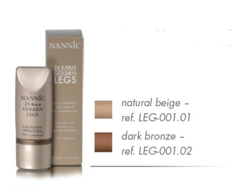 Golden Legs/Natural Beige - NANNIC FOUNDATION INNOVATIONS