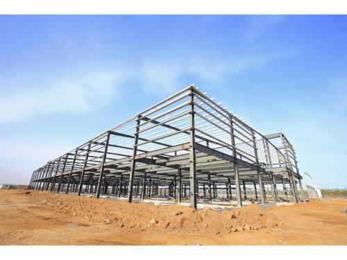Constructions industrielles et agricoles