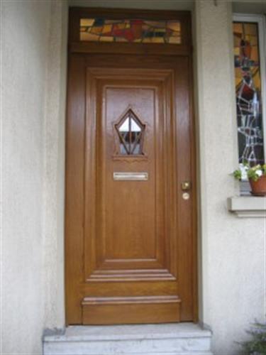 Portes intérieures & extérieures