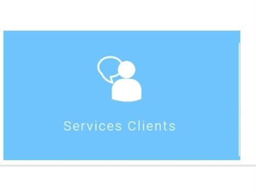 Services clients