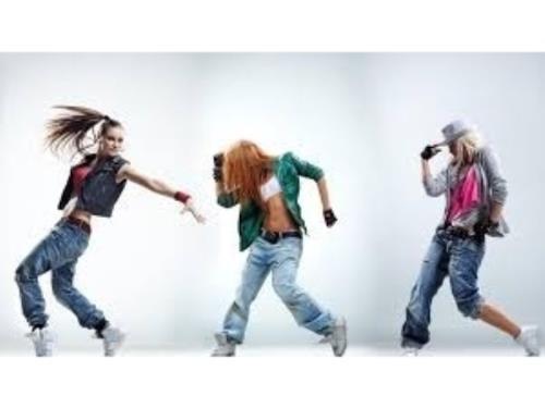 Cours de hip hop