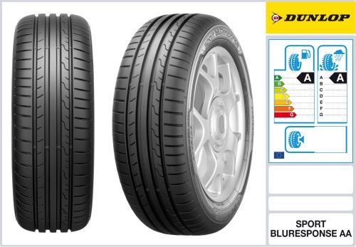 Dunlop Introduces AA Tire Sizes to the Market