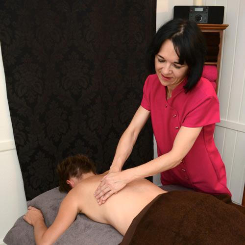 Massage relaxant 1h30