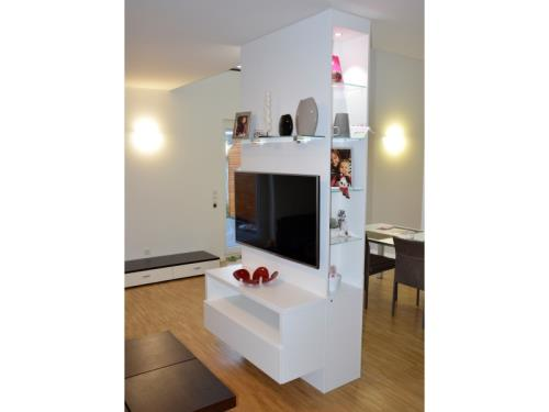 Conception du meuble TV