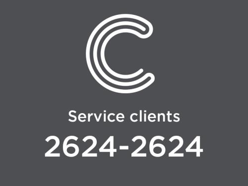 Infoline Service clients