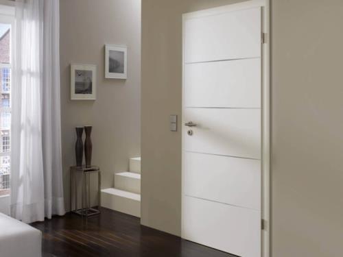 Portes intérieures en bois