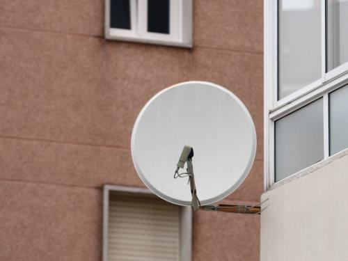 Antenne parabole