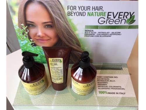 produits capillaires EVERY Green