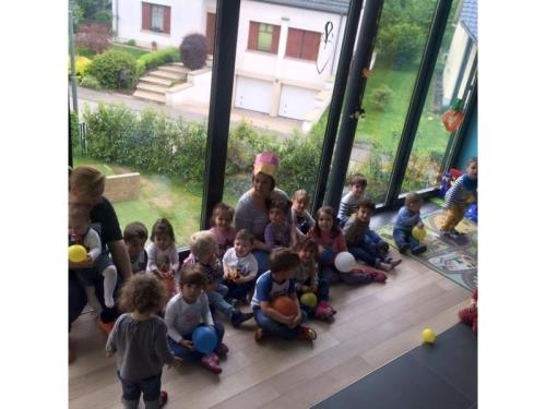 Crèche luxembourgeoise & familiale