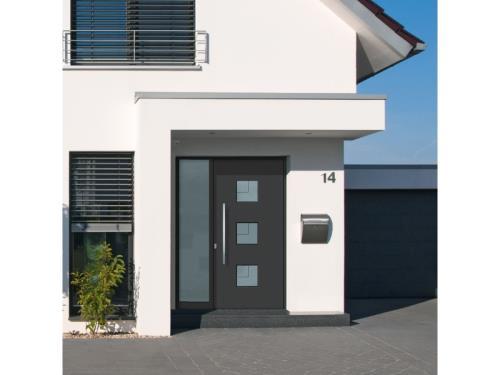 Porte extérieure et fenêtres
